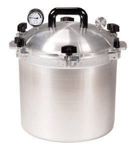 Pressure Cooker Canner Pressure pans/packers make it easy to pack your own food