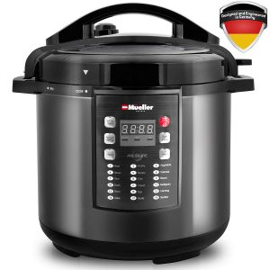 An intelligent electric cooker designed in germany, comfortable and reliable. It accelerates cooking between 2 and 6 times using up to 70% less energy